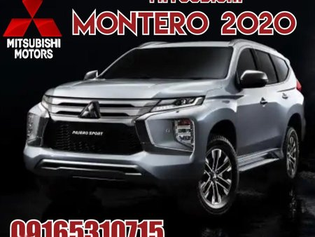 Mitsubishi Montero Sport 2020 for sale in Caloocan