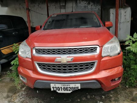 Chevrolet Colorado 2016 for sale in Quezon City