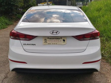 Hyundai Elantra 2018 for sale in Quezon City
