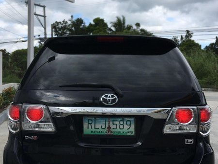 Selling Toyota Fortuner 2013 in Alitagtag