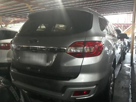 Sell 2017 Ford Everest in Manila