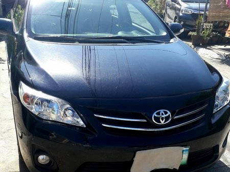 Selling Used Toyota Corolla Altis 2013 at 21000 km