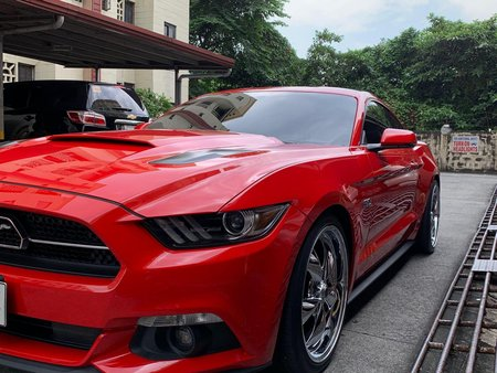 Ford Mustang 2015 for sale in Quezon City
