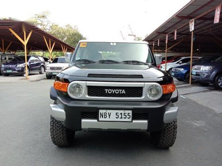 Toyota Fj Cruiser 2017 for sale in Manila