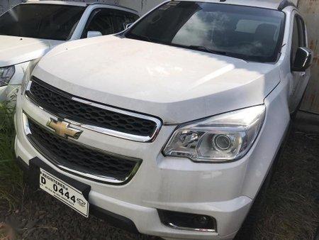 Sell 2016 Chevrolet Trailblazer in Quezon City