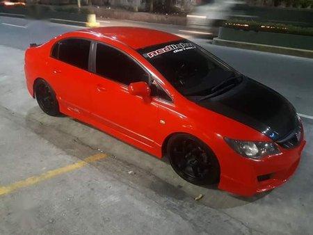 Selling Honda Civic 2012 in Dasmariñas