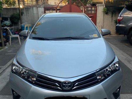 Toyota Altis 2014 for sale in Quezon City