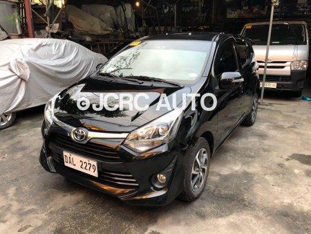 2019 Toyota Wigo 1.0 G Matic