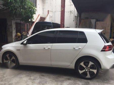 Selling Volkswagen Golf 2016 in Quezon City