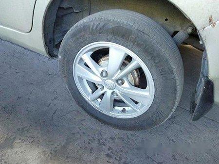 Beige Toyota Avanza 2014 for sale in Quezon City