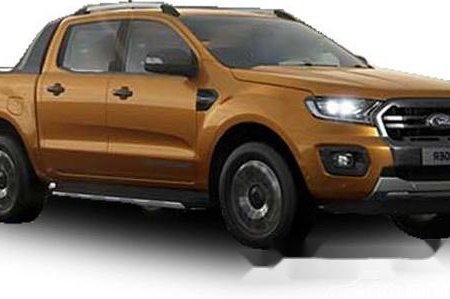 Selling Ford Ranger 2020 in Davao City