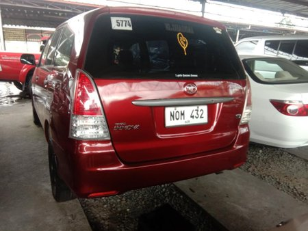 Selling Toyota Innova 2012 in Quezon City