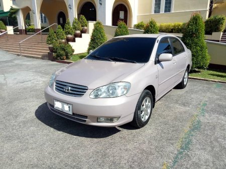 Sell 2nd Hand Toyota Corolla in Batangas City