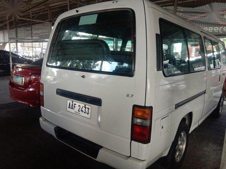 Selling Nissan Urvan 2016 in Quezon City