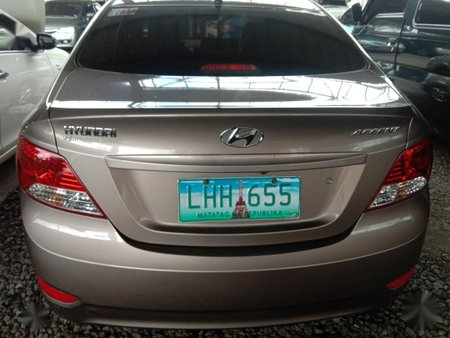 Sell 2015 Hyundai Accent in Quezon City