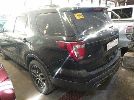 Black Ford Explorer 2016 for sale in Quezon City