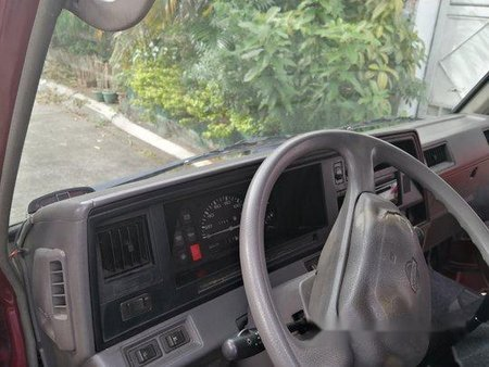 Sell Red 2013 Nissan Urvan in Quezon City