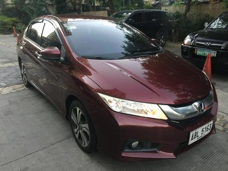 Honda City 1.5VX AT