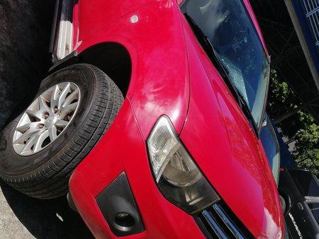 First owned Mitsubishi Strada 2011