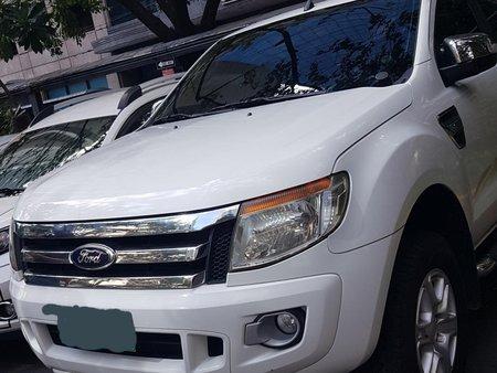 Rush Sale - Ford Ranger XLT M/T 2014
