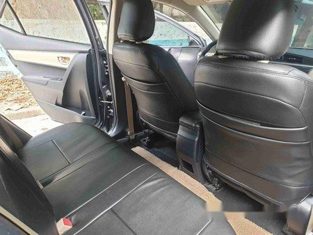 Blue Toyota Corolla Altis 2014 for sale in Mandaluyong