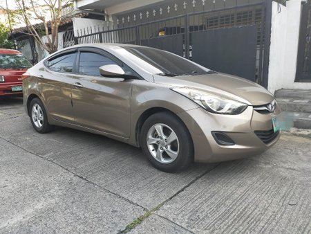 Hyundai Elantra 2012 for sale in Manila