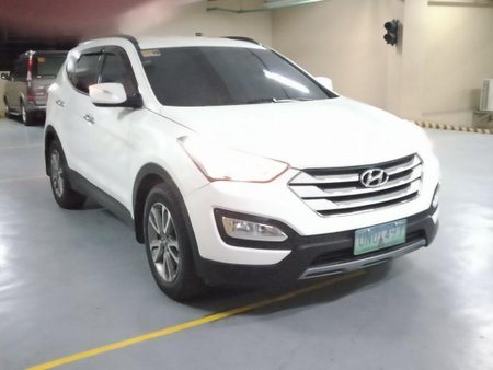Hyundai Santa Fe 2013 for sale in Mandaluyong