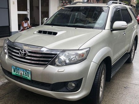 Sell 2nd Hand Toyota Fortuner in Makati