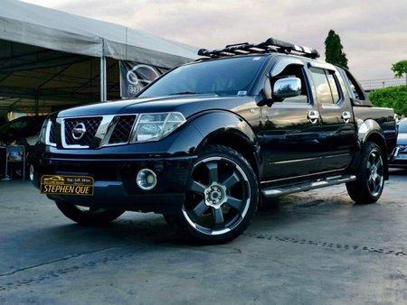 2011 Nissan Navara Frontier 4x4 Manual Diesel