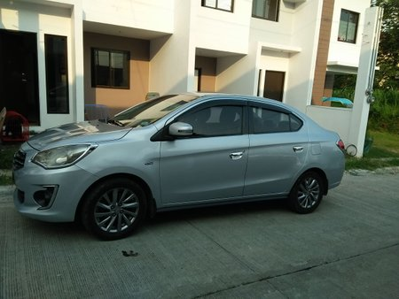 2015 Mitsubishi Mirage Assume Grab Unit