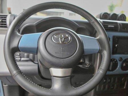 Sell 2016 Toyota Fj Cruiser in Quezon City