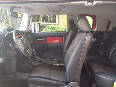 Toyota Fj Cruiser 2015 for sale in Metro Manila