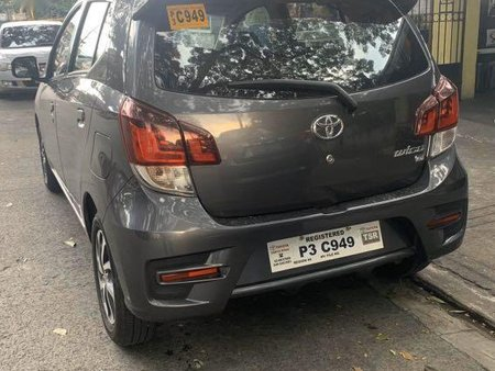 Toyota Wigo 2019 for sale in Quezon City