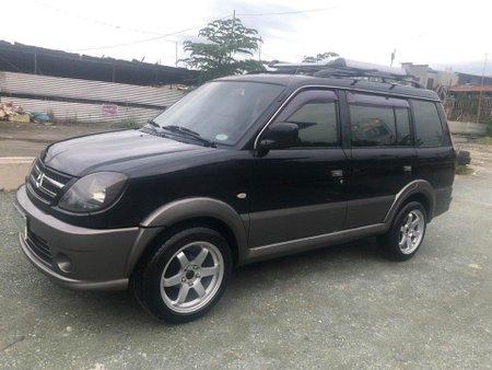 Sell Black 2010 Mitsubishi Adventure at 68000 km in Laguna