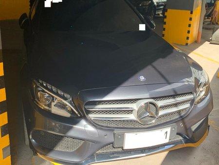 Mercedes-Benz C250AMG 2015