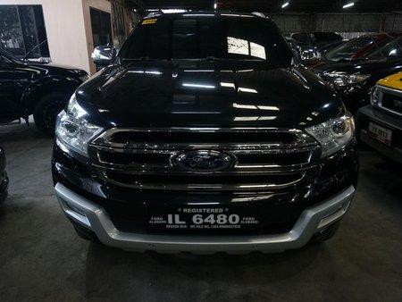 2016 Ford Everest Titanium Plus Premium Package 3.2L 4x4