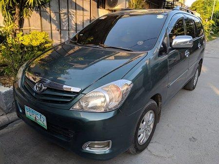 2011 Toyota Innova G Manual Diesel