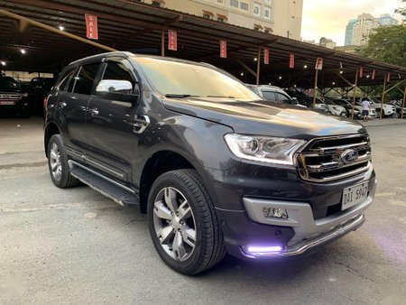 Ford Everest 2018 for sale in Manila