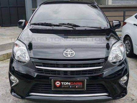 Toyota Wigo 2017 for sale in Manila