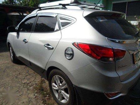 Selling Hyundai Tucson 2011 in Manila
