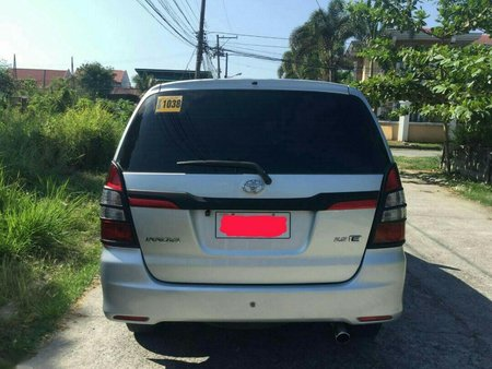 2nd Hand Toyota Innova for sale in Manila