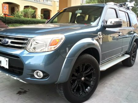Loaded Very Fresh Best buy 2015 Ford Everest XLT AT