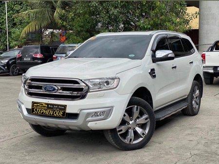 2017 Ford Everest Titanium Premium AT