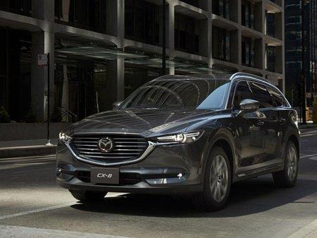 All New Mazda CX-8 2020