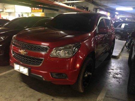2014 Chevrolet Trailblazer LT for SALE in CEBU