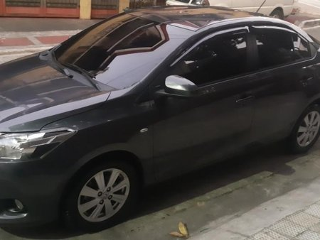 Sell 2015 Toyota Vios in Quezon City