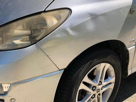 Silver Toyota Previa 2004 for sale in Tagaytay