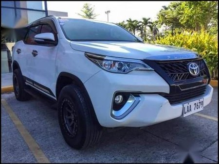 Toyota Fortuner 2017 for sale in Manila
