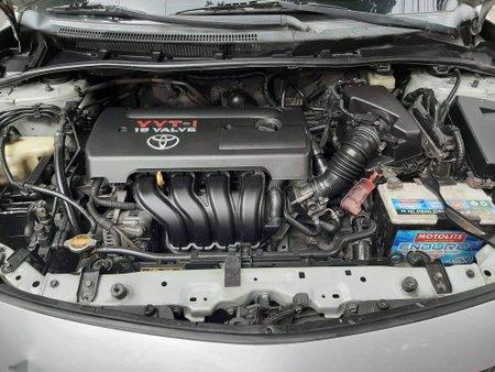 Toyota Altis 2008 for sale in Quezon City