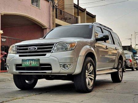 2012 Ford Everest 4x2 Diesel
